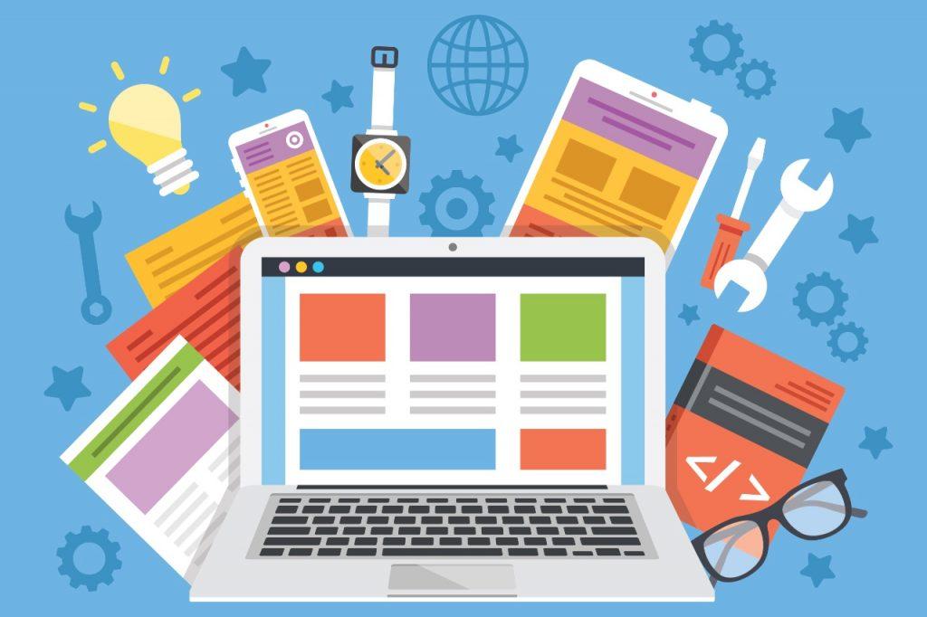 5 أشياء يجب وضعها في الاعتبار عند تصميم موقع ويب تجاري