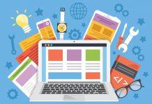 Designing a business website