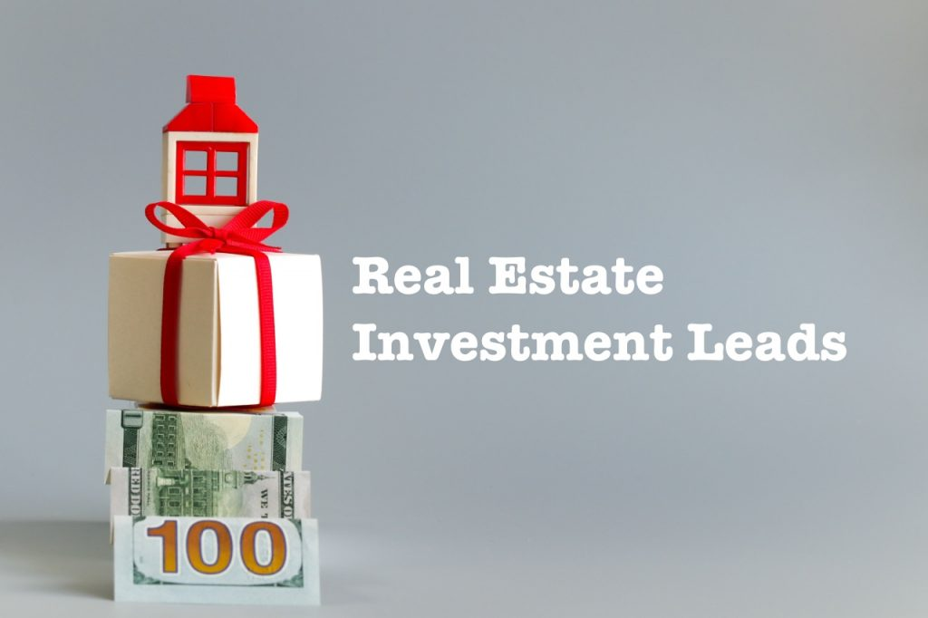 How to get real estate investor leads
