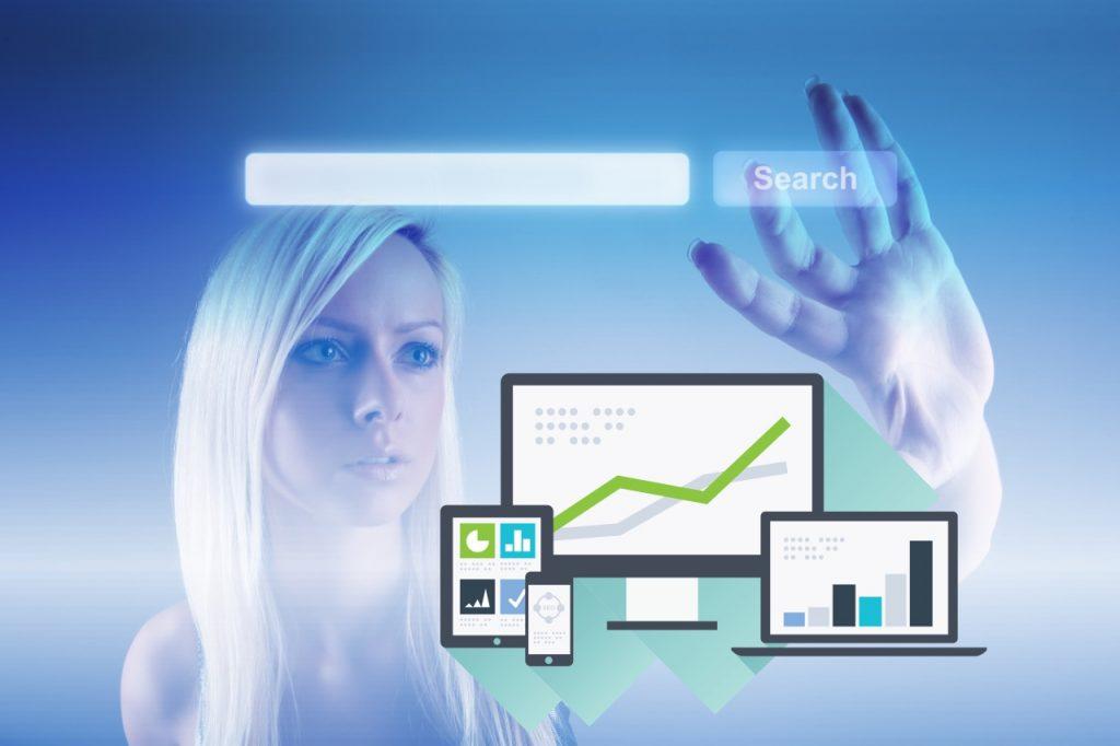 Advantages of enterprise search engine