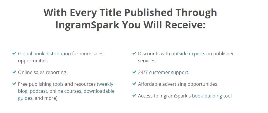 Ingramspark Direct Publishing